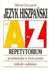 Repetytorium Od A do Z - J.Hiszpański w.2017 KRAM