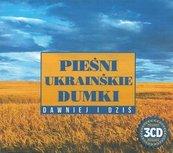 Pieśni ukraińskie, dumki. Dawniej i dziś 3CD
