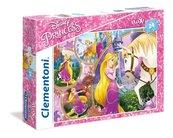 Puzzle 24 maxi Superkolor Princess - Tangled