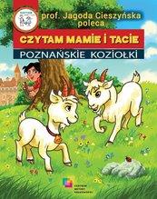 Czytam mamie i tacie. Poznańskie Koziołki