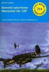 Samolot szturmowy Henschel Hs 129