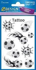 Tatuaże - Piłki