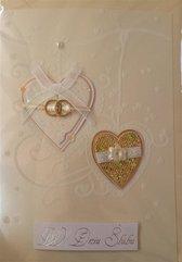 Karnet ślubny B6 Premium 6 + koperta