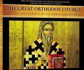 The Great Ortodox Liturgy CD