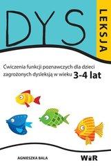 Dysleksja 3-4 lat