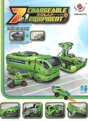 Robot Solarny 7 w 1 ciężarówka