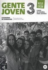 Gente Joven 3 Nueva Edicion ćwiczenia LEKTORKLETT