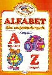 Alfabet dla najmłodszych. Zabawki