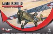 """Samolot Towarzyszący """"LUBLIN R.XIII D"""""""