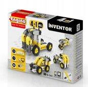 Inventor 4 models industrial - budowa