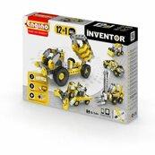 Inventor 12 models industrial - budowa