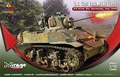 """Lekki Czołg """"M3A1"""" Normandia późny"""