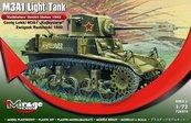 """Lekki Czołg M3A1 """"KUJBYSZEW"""""""