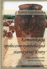 Komunikacja społeczno-symboliczna starożytnej Krety