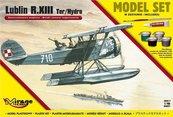"""Samolot Rozpoznawczy """"LUBLIN R.XIII Ter/Hydro"""""""