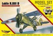 """Samolot Towarzyszący """"LUBLIN R.XIII"""""""