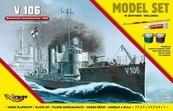 Okręt Torpedowy V106