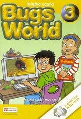 Bugs World 3 SB MACMILLAN wieloletni