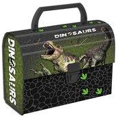Kuferek oklejany Dinozaur DERFORM
