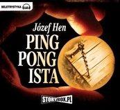 Pingpongista audiobook