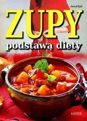 Zupy podstawą diety