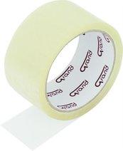 Taśma pakowa transparent 48mmx50m (6szt) GRAND