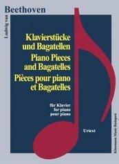 Beethoven. Klavierstucke und Bagatellen
