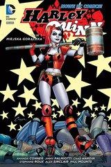 Harley Quinn T.1 Miejska gorączka