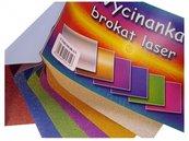 Wycinanka A4/6K brokat laser