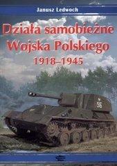 Działa samobieżne Wojska Polskiego 1918-1945