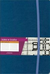Notes A5 Kratka Formalizm Granatowy ANTRA