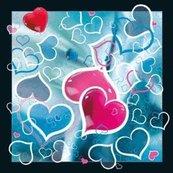 Magnes 3D Migoczące serce