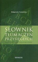 Słownik tłumaczeń przysięgłych pol-ang, ang-pol