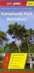 Kampinoski Park Narodowy mapa turystyczna 1:65 000 laminowana
