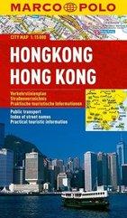 Plan Miasta Marco Polo. Hongkong