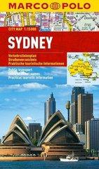 Plan Miasta Marco Polo. Sydney