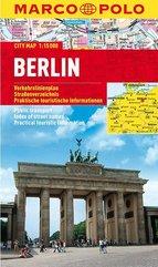 Plan Miasta Marco Polo. Berlin