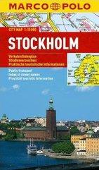 Plan Miasta Marco Polo. Stockholm