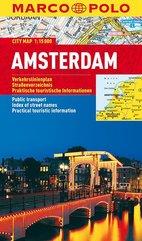Plan Miasta Marco Polo. Amsterdam