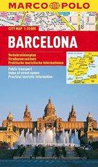 Plan Miasta Marco Polo. Barcelona