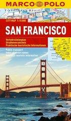 Plan Miasta Marco Polo. San Francisco