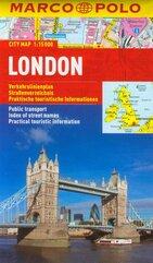 Londyn plan miasta 1:15 000