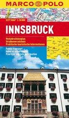 Plan Miasta Marco Polo. Innsbruck
