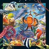 Pocztówka 3D Ocean