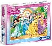 Puzzle 30 Księżniczki