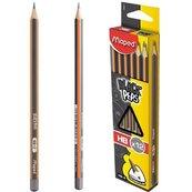 Ołówek Blackpeps HB (12szt) MAPED