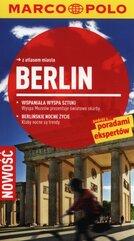 Berlin Przewodnik z atlasem miasta