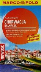Chorwacja Dalmacja Przewodnik Marco Polo z atlasem drogowym