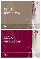 Blok techniczny A3/10K MIX (10szt)