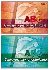 Blok do pisma technicznego A4/6K (10szt)